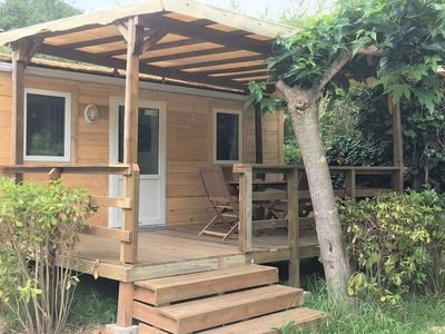 Photo for Camping Le Parc des Monges *** - Mobil Home 2 Rooms 2 People