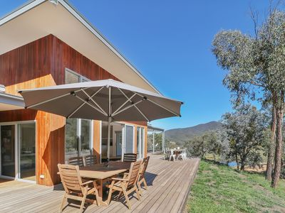 Photo for High Country Lodge - A Retreat with 6 Bedrooms on private acreage