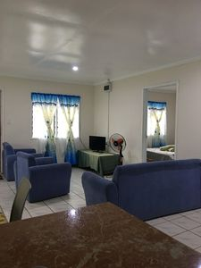 Photo for Safe and quiet 2 Bedroom Apartment not far from city.