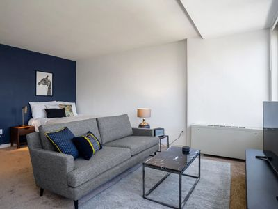 Photo for Spacious and Economical Studio in Foggy Bottom