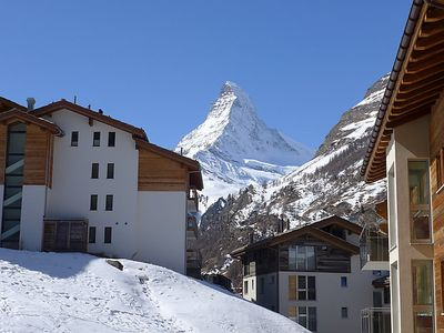 Photo for Apartment Grillon in Zermatt - 4 persons, 1 bedrooms