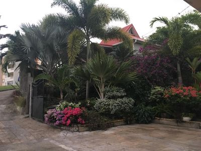 Photo for Chalet o 3 Palm trees located in Robert Martinique a quiet and not overlooked