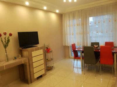 Photo for Cozy Apartment 73m2, ideal for COP24 Katowice