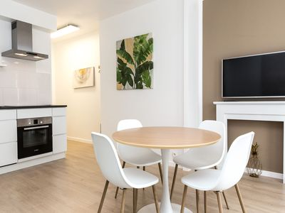 Photo for Crepuscolo - Wonderful 1bdr apartment in the EU district