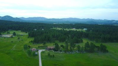 Photo for Country setting in the pines located at the base of the Black Hills