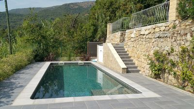 Photo for Beautiful property with pool 25 min from the sea