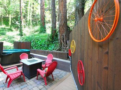 Photo for Wine Country! Hot tub,Game room! Redwoods! Near Wineries! 15% Off thru MAY!