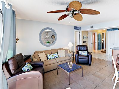 Photo for Seaside Beach & Racquet Club Condo - By TurnKey