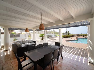 Villa located in Aruba's Tierra Del Sol gated community. RATES starting at $250!