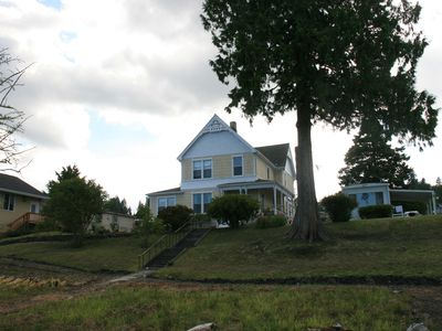 Photo for Seashore Rental with Beach Access and Panoramic Sound View