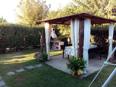 Photo for Relaxing garden relaxation home