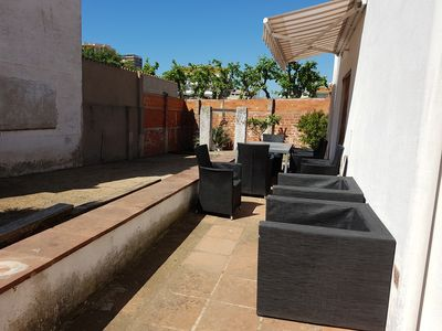 Photo for HOLIDAY RENTAL HOUSE WITH GARDEN IN PALAMOS