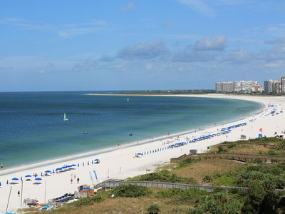 Photo for Beautiful beach front condo with an amazing views