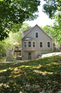 Photo for An acre and a half of Maine paradise minutes from Acadia and Downtown Bar Harbor