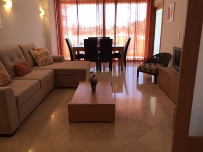Photo for Modern Apartment adjacent to Marina and Beach. Wheelchair friendly. Non smoking