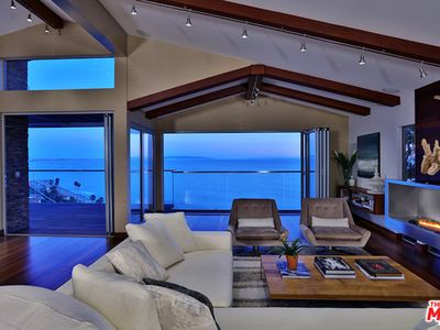 Photo for Stunning Ocean front property in Pacific Palisades