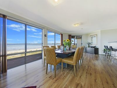 Photo for Coobowie Absolute Beach Frontage 4 Bedroom House