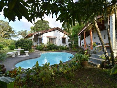 Photo for Lake Arenal: Lake View,Location,Wildlife,Pool,Wifi, King Beds!