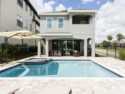 Photo for You and Your Family will Love this 5 Star Villa with Private Pool on Reunion Resort and Spa, Orlando Villa 1593