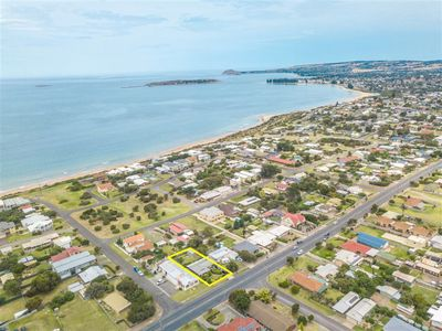 Walking distance to Port Elliot and Victor Harbor