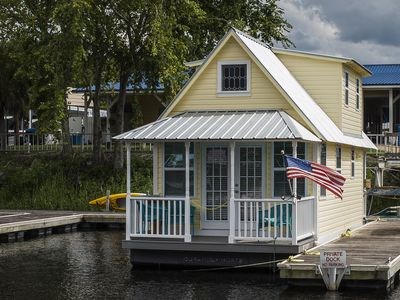 Photo for Floating Cottage . . . Gently on the river