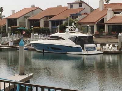 Photo for Holiday in Coronado - Elegant Waterfront Home w/ Boat Slip, W-Facing Cays, Beach
