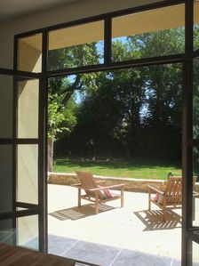 Photo for Charming cottage with swimming pool in the Domaine de Montlaur in the heart of Cathar country