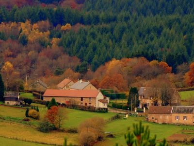 Photo for Morvan farmhouse in the heart of the natural park of Morvan, on GR13, near Setton