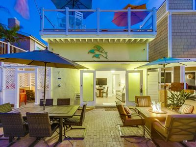 Photo for Exclusive 500sf Ground Fl Patio + Ocean View + AC