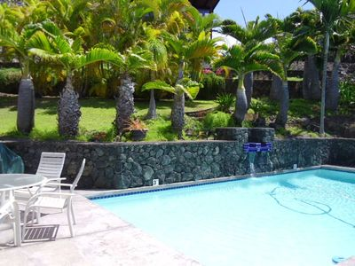 Photo for Melelina Hale  Large four bedroom with pool,  ocean views, and AC!