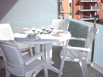 Photo for Apartment in Empuriabrava 250m.  from the Beach and sleeps 4 people