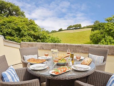Photo for 2BR House Vacation Rental in Cornworthy, near Totnes