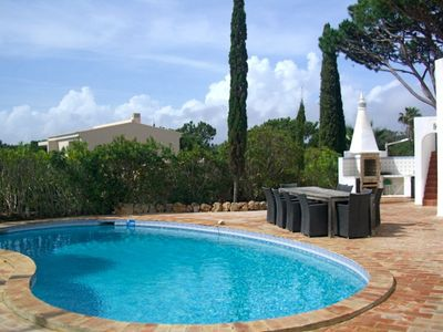Photo for 4 Bedroom Detached Villa, Private Pool (Heated), Luxury Resort, Air-con