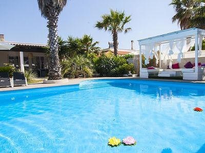 Photo for Vacation home 70 in Gallipoli - 7 persons, 2 bedrooms