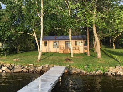 Photo for Waterfront Cottage For Rent - Pigeon Lake House - Bobcaygeon - Kawartha Lakes