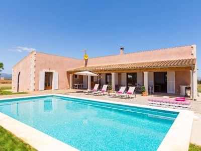 Photo for Country house 5Km from the see. Playa de Muro-Ca´n Picafort-Bahia de Alcudia