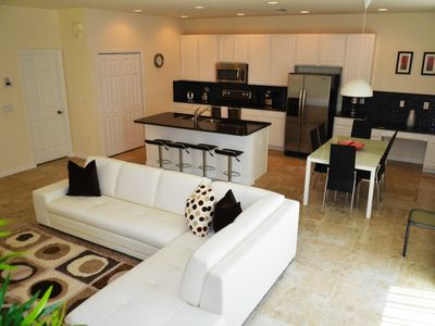 Photo for Luxury on a budget - Bella Vida Resort - Feature Packed Relaxing 4 Beds 3 Baths Townhome - 7 Miles To Disney