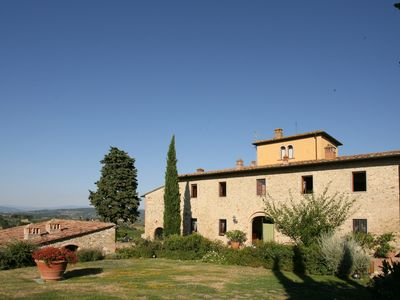 Photo for Villa Pegaso 16 - Stunning villa between Florence and Siena