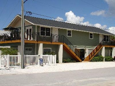 Photo for Beautiful 2BR/2BA with New Heated Pool, Across from Beach and New Furnishings