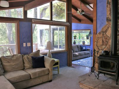 Photo for Morning Dew- A Riverfront Healdsburg Home