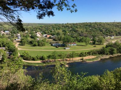 Amazing Historical Cotter & White River views!