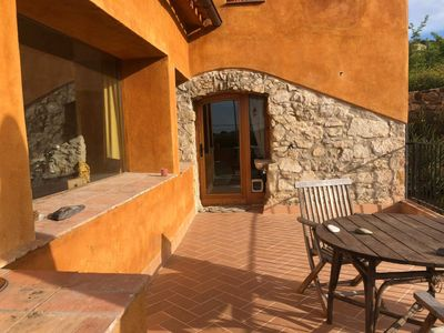 Photo for Relax in our artistic cozy house, Costa Brava