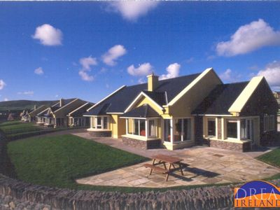 Photo for Large spacious 4 bedroom house overlooking Dingle Harbour
