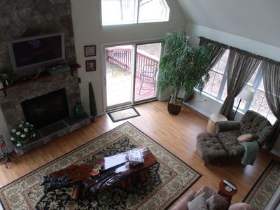 The perfect place for a relaxing get away~for Eagle Rock Property Owners  Only~