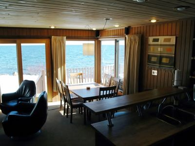Photo for North Shore Lake Superior Townhome Just Steps Away From The Edge Of The Water!