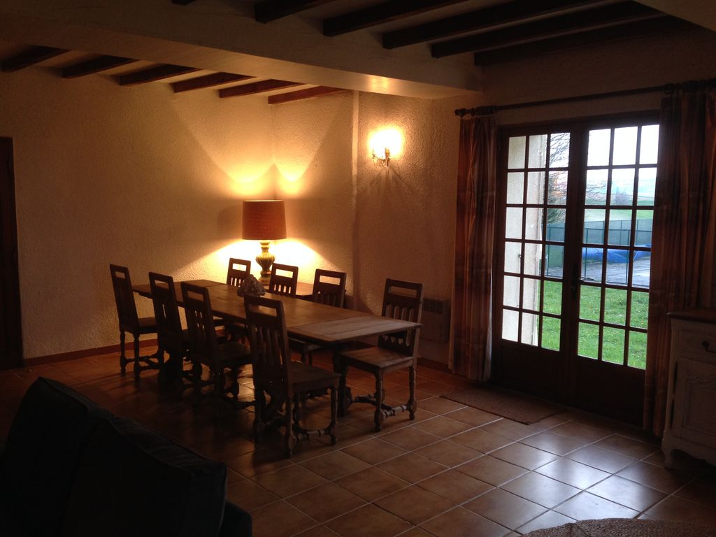 Villa 6 to 8 people, private pool, breathtaking views, near Toulouse