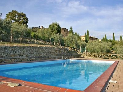 Photo for 2BR Villa Vacation Rental in Castellina In Chianti