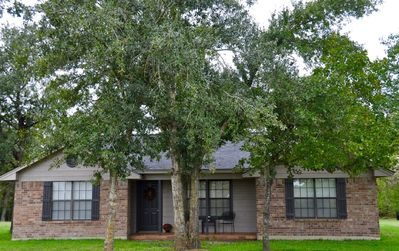 Photo for Waterfront Retreat Located in Aggieland 12 minutes from Kyle Field