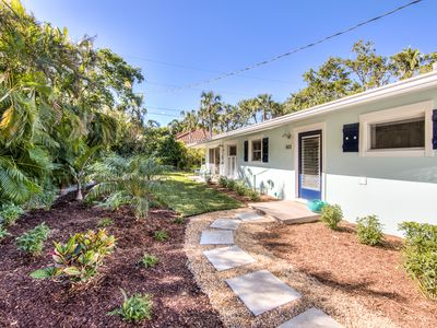 Photo for GORGEOUS newly remodeled bungalow decorated by HGTV design expert!