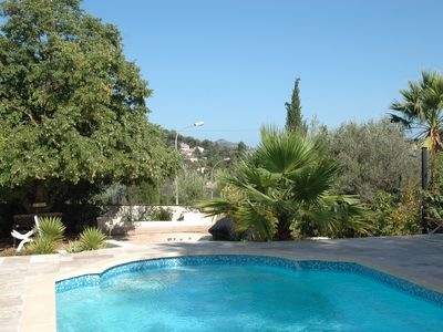 Photo for New T3 in detached villa with pool